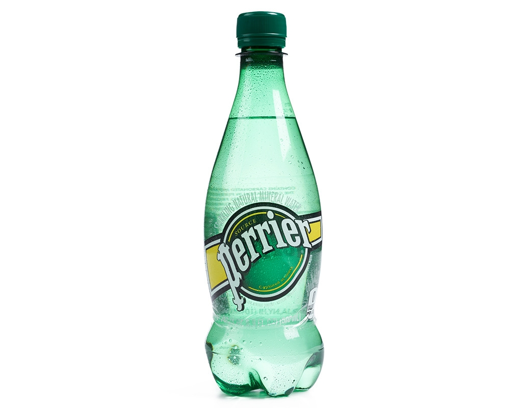 what minerals are in perrier water