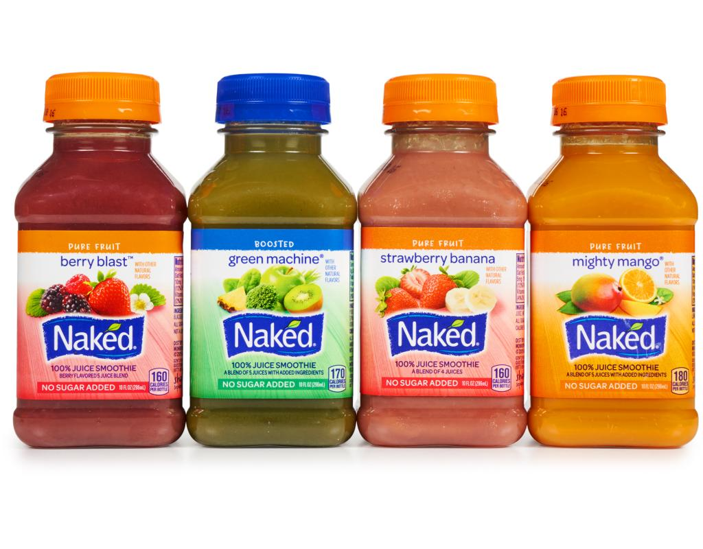 Naked Juice Smoothies  Oz Variety Pack Boxed