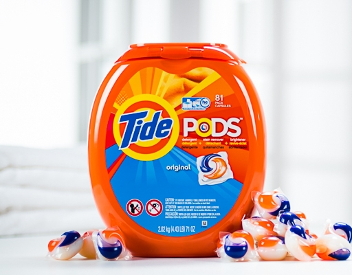 Tide Detergent Pods Cleaning Supplies Wholesale