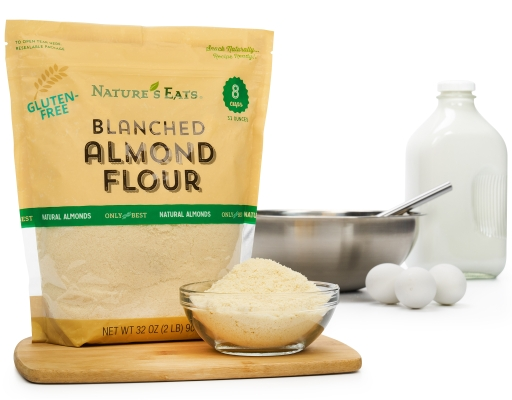 Nature's Eats Blanched Almond Flour 32 oz. | Boxed