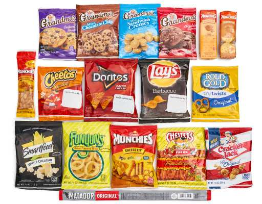 Salty Snacks Stock Up On Your Favorite Salty Snacks With Boxed