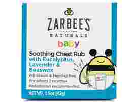 Zarbee's Naturals - Baby Soothing Chest Rub