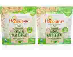 Happy Baby - Clearly Crafted Oatmeal Baby Cereal