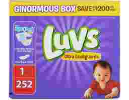 Luvs Ultra Leakguard Diapers