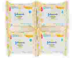 Johnson's - Hand & Face Wipes