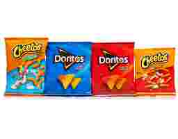 Frito-Lay - Doritos + Cheetos