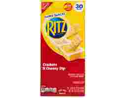 RITZ - Crackers 'N Cheesy Dip