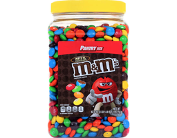 Mars - M&M's Milk Chocolate Candies Jar