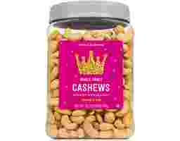 Prince & Spring - Whole Fancy Cashews Roasted With Sea Salt