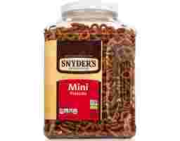 Snyder's of Hanover - Mini Pretzels