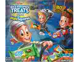 Kellogg's - Rice Krispies Treats Original Halloween Mini Squares