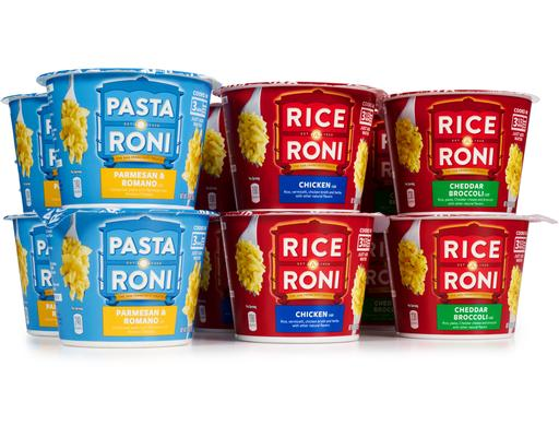 Rice-A-Roni Pasta Variety Pack Cups