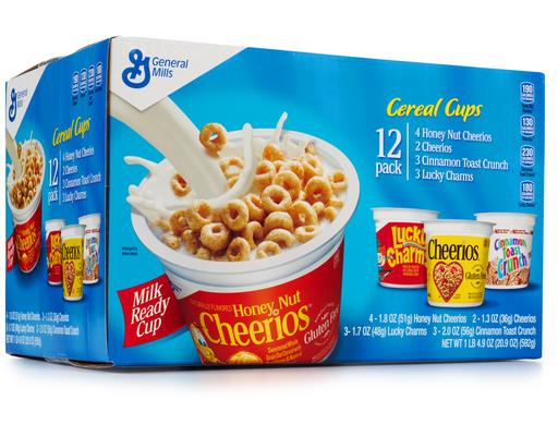 Cereal Cups