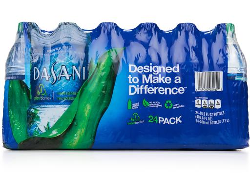 Dasani Purified Water